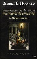 Couverture Le Cimmérien - Conan : L'Intégrale, tome 1