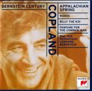 Pochette Bernstein Century: Appalachian Spring / Rodeo / Billy the Kid / Fanfare for the Common Man