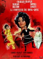 Affiche La comtesse de Hong Kong