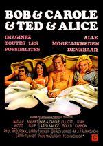 Affiche Bob et Carole et Ted et Alice