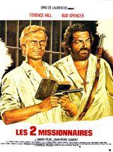 Affiche Les deux missionnaires