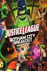 Affiche Lego DC Comics Superheroes: Justice League - Gotham City Breakout