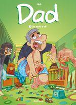 Couverture Les nerfs à vif - Dad, tome 3