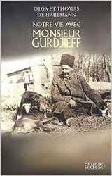 Couverture Notre vie avec Gurdjieff