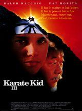 Affiche Karaté Kid 3