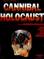 Affiche Cannibal Holocaust