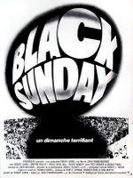 Affiche Un dimanche terrifiant