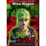 Affiche Nina Hagen = Punk + Glory