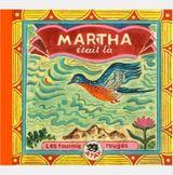 Couverture Martha était là