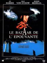Affiche Le Bazaar de l'épouvante