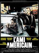 Affiche L'Ami américain
