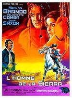 Affiche L'Homme de la Sierra