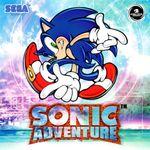 Jaquette Sonic Adventure