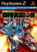 Jaquette Robotech Invasion