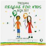 Pochette Trojan Reggae for Kids Box Set