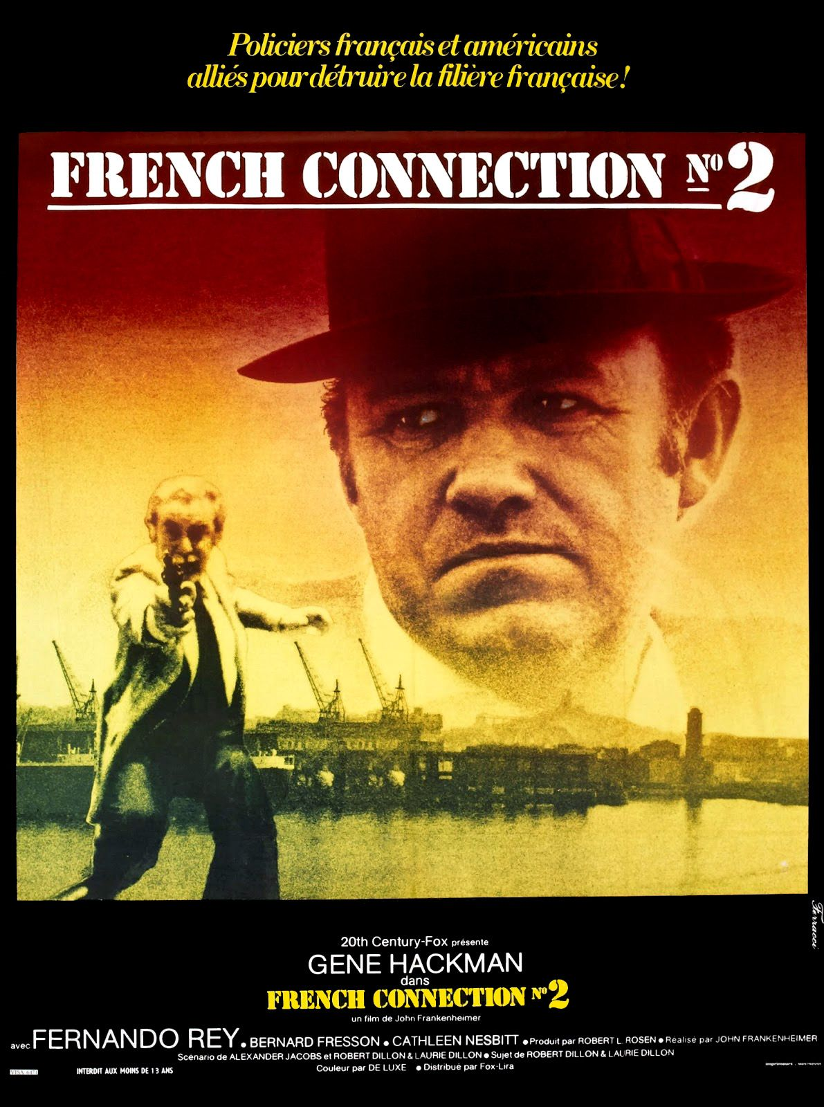 French Connection 2 - Film (1975) - SensCritique