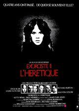 Affiche L'Exorciste 2 : L'Hérétique