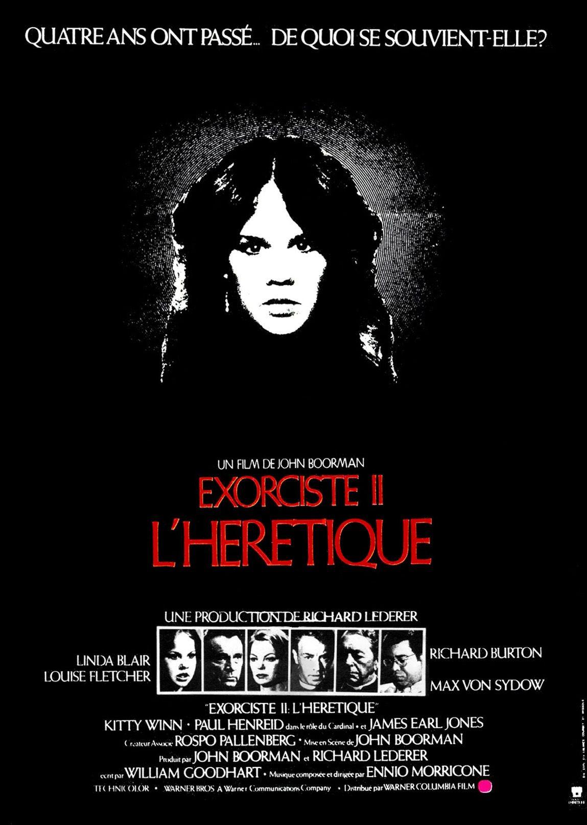 """Résultat de recherche d'images pour """"l'exorciste 2"""""""