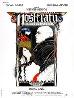 Affiche Nosferatu, fantôme de la nuit