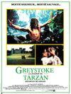 Affiche Greystoke : La Légende de Tarzan, seigneur des singes