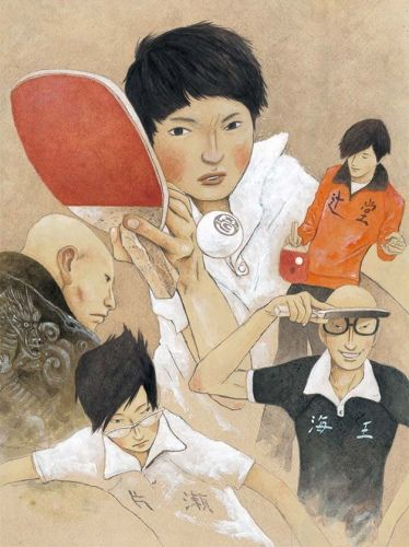 Ping Pong - Anime (2014) - SensCritique