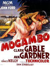 Affiche Mogambo