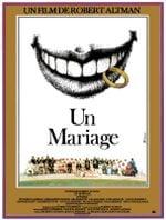Affiche Un Mariage
