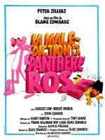 Affiche La Malédiction de la panthère rose