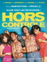 Affiche Hors contrôle