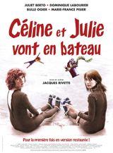 Affiche Céline et Julie vont en bateau