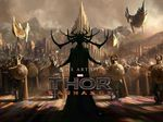 Couverture The Art of Thor Ragnarok