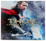 Couverture The Art of Thor The Dark World