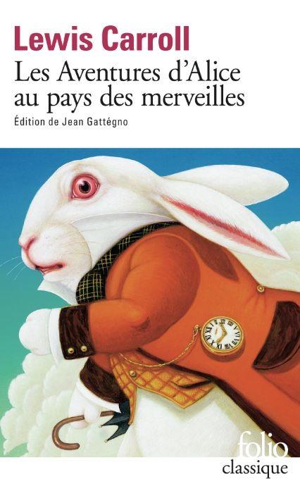 Les aventures d 39 alice au pays des merveilles lewis carroll - Lapin d alice au pays des merveilles ...