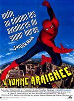 Affiche L'Homme araignée