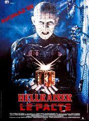Affiche Hellraiser : Le Pacte