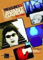 Affiche Treasures IV American Avant-Garde Film 1947-1986