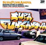 Pochette SupaFunkAnova