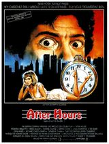 Affiche After Hours