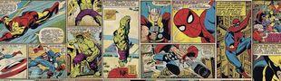 Cover Compteur des séries de comics ou cross-over finis/en cours