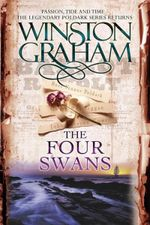 Couverture The Four Swans - Poldark, tome 6