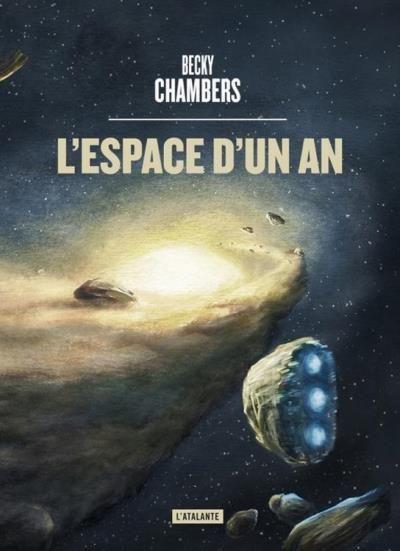 """Résultat de recherche d'images pour """"l'espace d'un an becky chambers"""""""