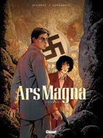 Couverture V.I.T.R.I.O.L. - Ars Magna, tome 3