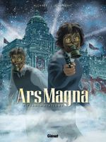 Couverture Transmutations - Ars Magna, tome 2