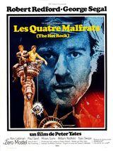 Affiche Les Quatre Malfrats