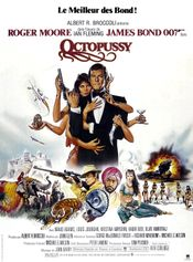 Affiche Octopussy