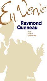 Couverture En Verve / Raymond Queneau