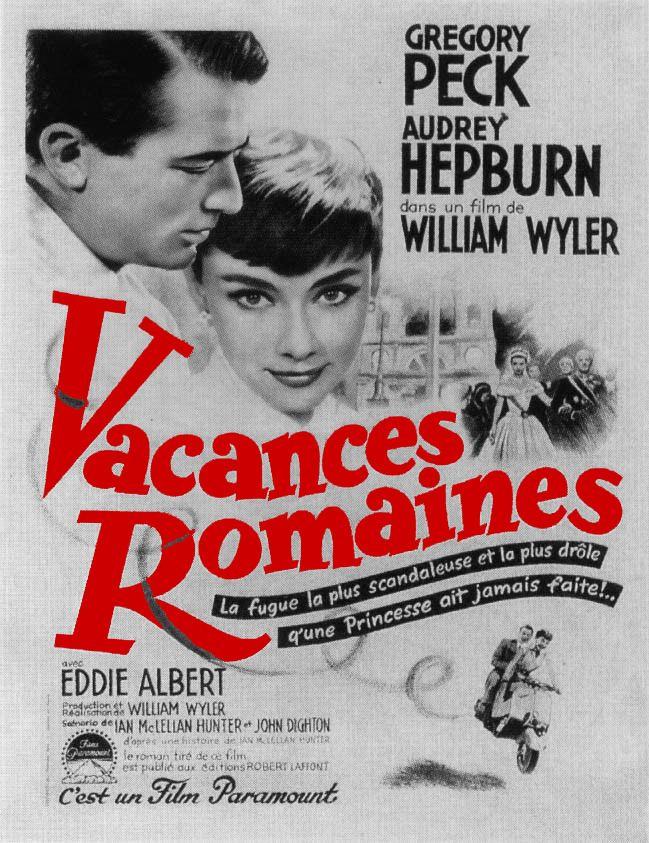 Vacances Romaines - YouTube