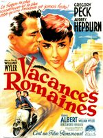Affiche Vacances romaines