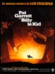 Affiche Pat Garrett et Billy le Kid