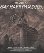 Couverture Art of Ray Harryhausen